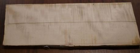 Drewno rezonansowe jawor falisty skrzypcowe
