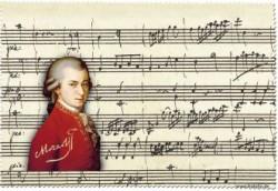 Ściereczka z mikrofibry - Mozart