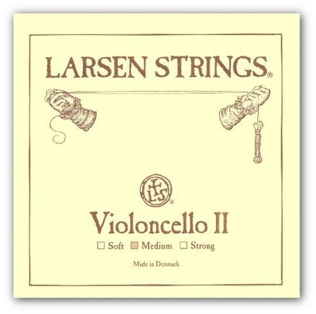 Struna wiolonczelowa Larsen D medium