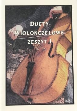 Duety wiolonczelowe - zeszyt 1