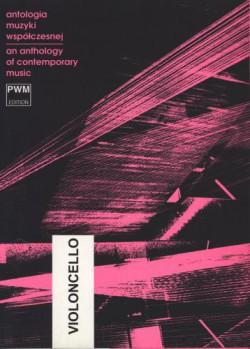 Antologia muzyki współczesnej - wiolonczela