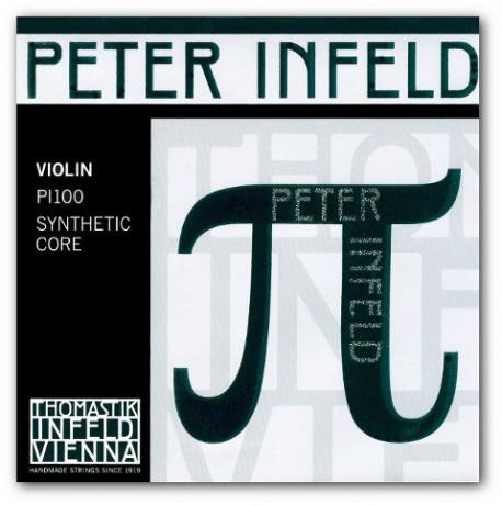 E Struna Platynowa 4/4 Thomastik Peter Infeld