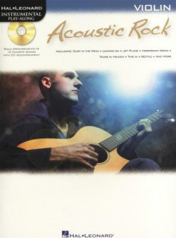 Acoustic Rock na skrzypce (+CD)