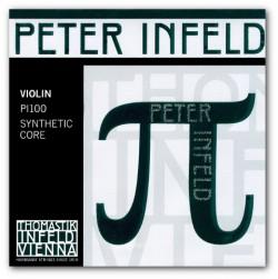 E Cynkowana Struna 4/4 Thomastik Peter Infeld
