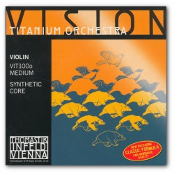Komplet  4/4 VISION TITANIUM Orkiestrowe