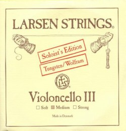 Struna wiolonczelowa Larsen Solo G 4/4