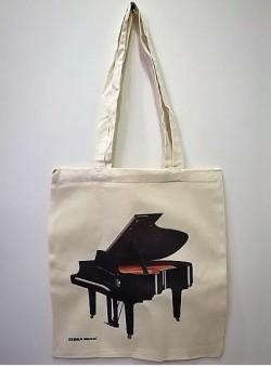 Bawełniana torba na zakupy,skrzypce