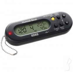 Metronom, termometr i miernik wilgotności