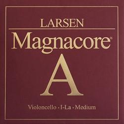 Struna wiolonczelowa A Larsen Magnacore 4/4