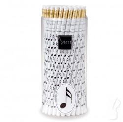 Ołówek z nadrukiem: NUTKA