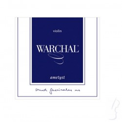 Komplet strun skrzypcowych Warchal Ametyst