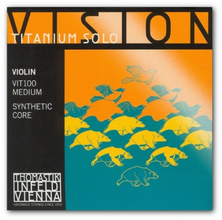 Komplet 4/4 VISION TITAN Solo